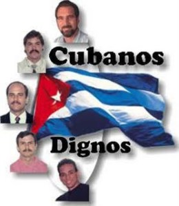 Libertad para los Cinco Héroes de la República de Cuba