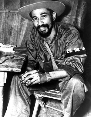 Juan Almeida Bosque durante la Guerra de Liberación 1956-1958