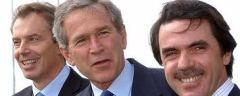 Arresten a Bush, Blair, Aznar y a Juan Carlos