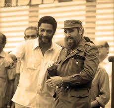 Maurice Bishop y Fidel