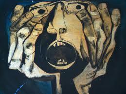 Pintura de Guayasamin