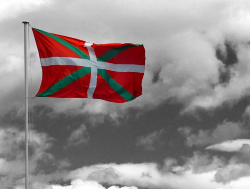 Ikurriña, bandera vasca