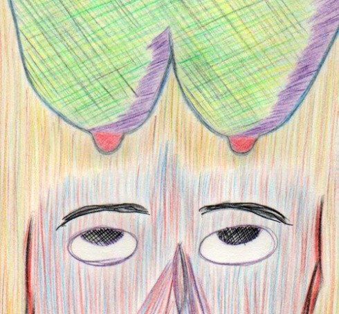 Deseo, detalle, 2014 (Pintura: Paco Azanza Telletxiki)