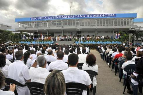 Escuela Latinoamericana de Medicina, Cuba (Foto: Diario Granma)