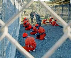 Centro de torturas estadounidense en Guantánamo