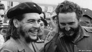 El Che con Fidel