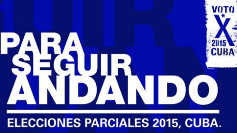 Elecciones parciales, 2015, Cuba