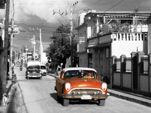 Calle Frexes, Ciudad de Holguín, Cuba, 2015 (Foto: Paco Azanza Telletxiki)