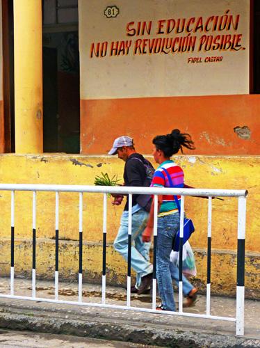 Ciudad de Holguín, Cuba, 2015 (Foto: Paco Azanza Telletxiki)
