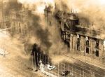 La Moneda bombardeada, 11 de septiembre de 1973