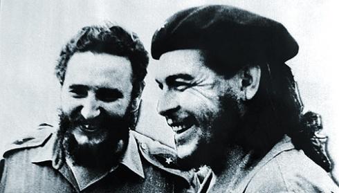Fidel y el Che web