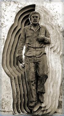 Monumento a Ernesto Che Guevara en la Ciudad de Holguín, Cuba, 2010 (Foto: Paco Azanza Telletxiki)
