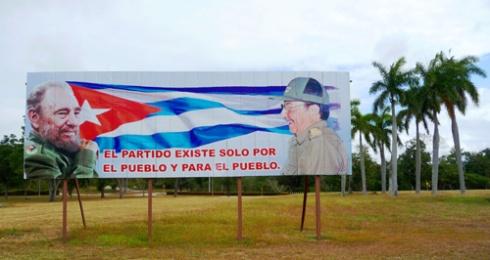 Plaza de la Revolución Calixto García, Ciudad de Holguín, Cuba, 2011 (Foto: Paco Azanza Telletxiki)