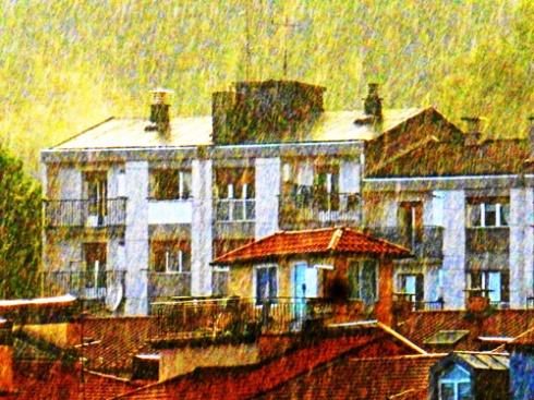 Tarde lluviosa (02), 2014 (Foto: Paco Azanza Telletxiki)