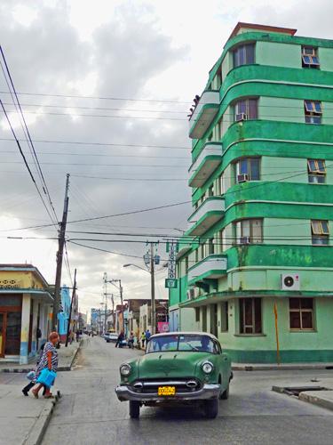 Calle Martí, Ciudad de Holguín / 12 (Foto: Paco Azanza Telletxiki)