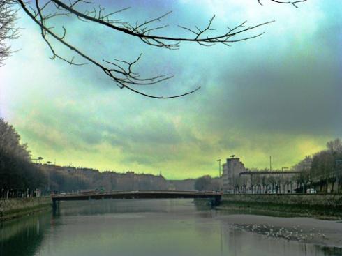 Donostia / Río Urumea, 2013 (Foto: Paco Azanza Telletxiki)