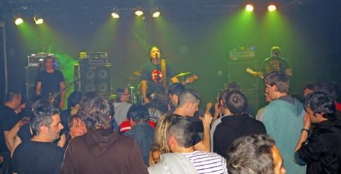 Concierto de Reincidentes en Donostia, 2016 (Foto: Paco Azanza Telletxiki)