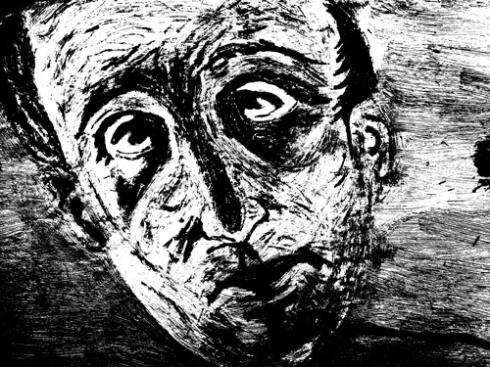 Insomnio, 1987 (Dibujo: Paco Azanza Telletxiki)