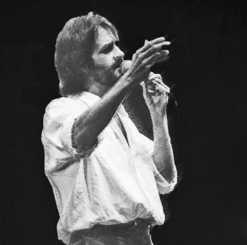 Luis Eduardo Aute, 1987 (Foto: Paco Azanza Telletxiki)