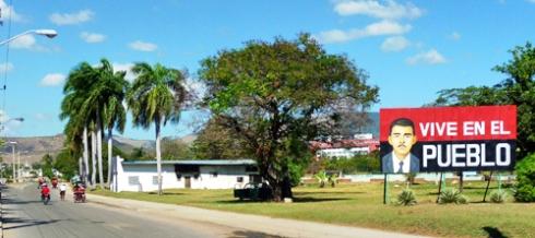 Avenida Flor Crombet, Santiago de Cuba, 2009 (Foto: Paco Azanza Telletxiki)