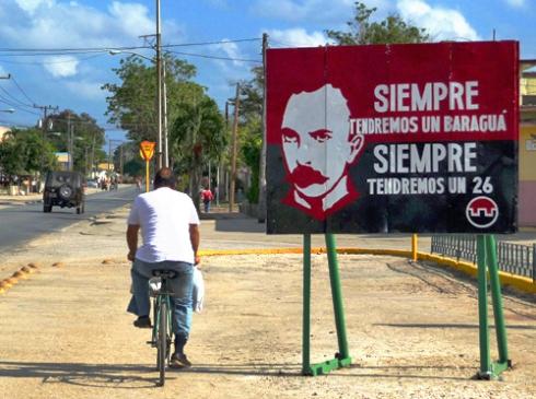 Avenida de los Libertadores, Ciudad de Holguín, Cuba, 2019 (Foto: Paco Azanza Telletxiki)