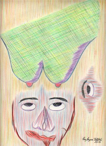 Deseándote, 2015 (Dibujo: Paco Azanza Telletxiki)