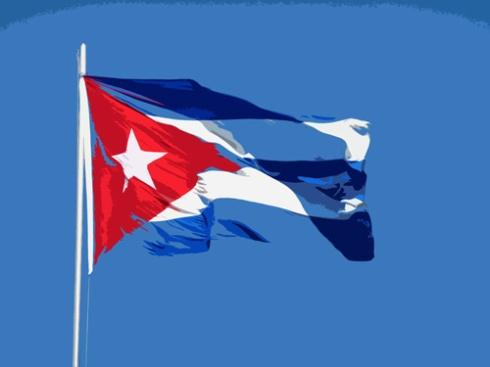 Bandera cubana, 2010 (Foto: Paco Azanza Telletxiki)